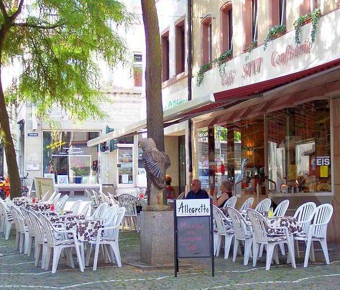 """Confiserie, Café, Bistro """"Sixt"""" in Neustadt in der Pfalz"""