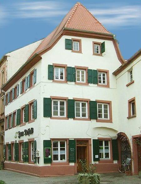 """Restaurant, Weinstube """"Zum Trifels"""" in Landau in der Pfalz"""