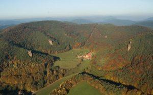 """Der """"Bärenbrunnerhof"""" in Schindhard in der Pfalz"""