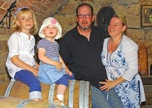 Familie Jung im Junghof