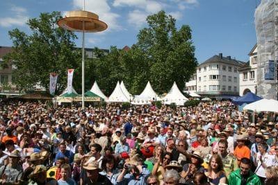 Frankenthal Strohhutfest