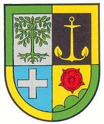 Wappen Hagenbach in der Pfalz