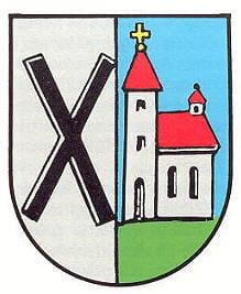 Wappen Kirchheim an der Weinstraße in der Pfalz
