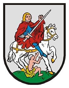 Wappen Gönnheim in der Pfalz