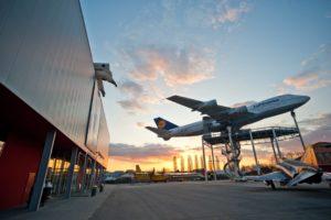 Boeing 747 im Technikmuseum in Speyer