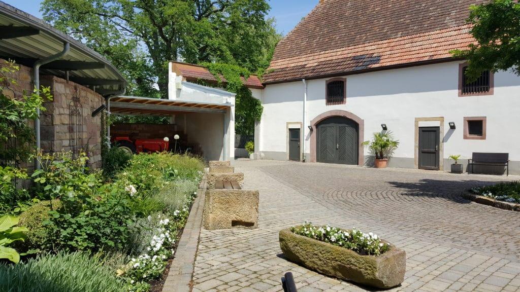 Restaurant Hotel ausgezeichnet Zeiskamer Mühle in Zeiskam in der Pfalz