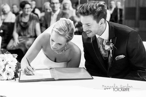 """Hochzeitsfotografie """"Manuela Gorber"""""""