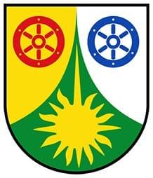Wappen Donnersbergkreis in der Pfalz