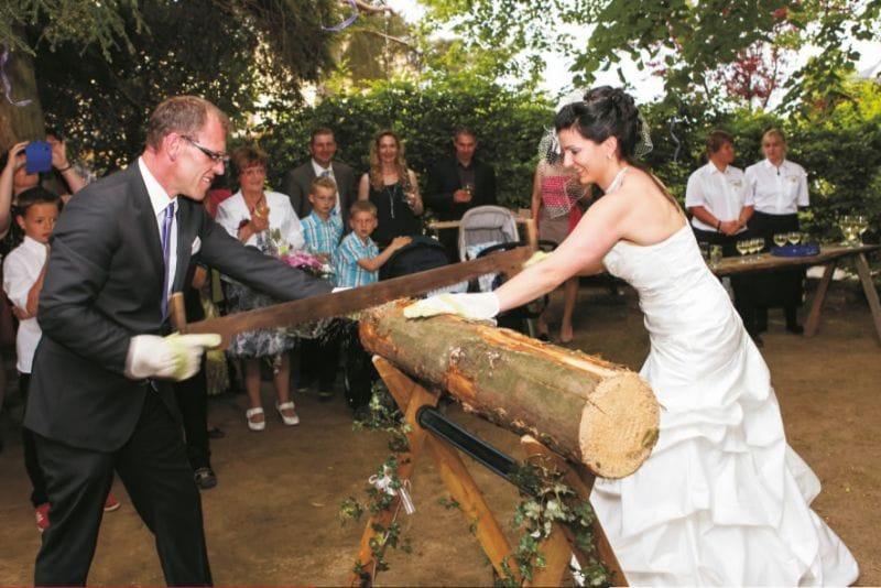 Heiraten in der Pfalz, Brauchtum