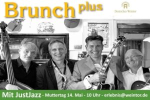 Just Jazz an Muttertag