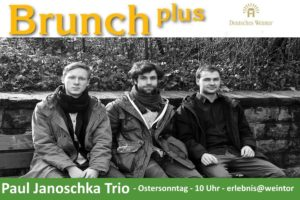Paul Janoschka Trio