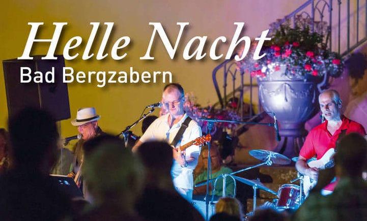 "Am 01. Juli '17 – ""Helle Nacht"" in Bad Bergzabern"