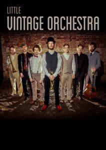 Little Vintage Orchestra auf dem Speyer Oldtime Jazz 2017