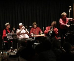 Zech's Washboard Company im Oldtime Jazz in Speyer 2017