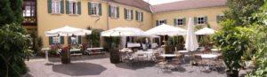 Park im Weingut Winkels-Herding