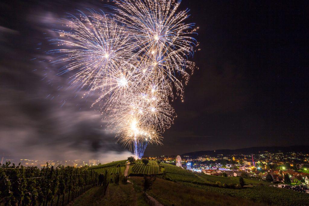 Bad Dürkheimer Wurstmarkt mit Feuerwerk - Foto: Stadt Bad Dürkheim