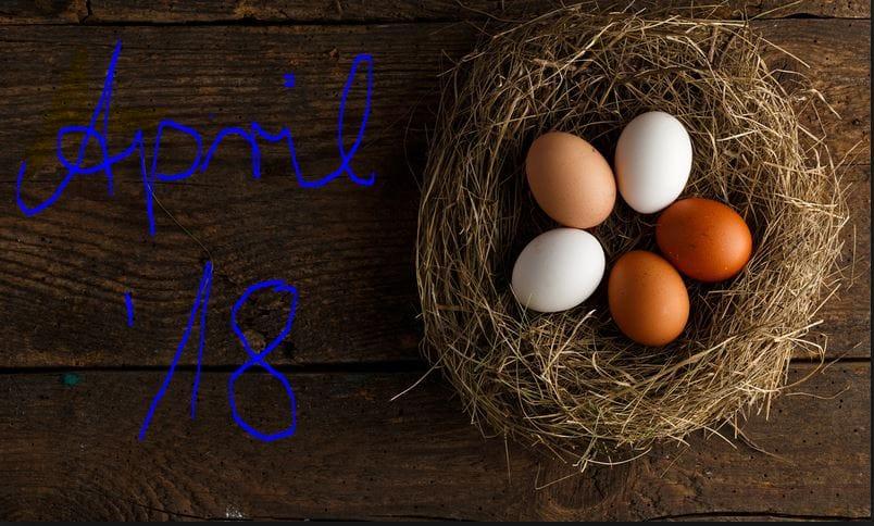 Ostern in der Pfalz und was der April sonst noch mit sich bringt