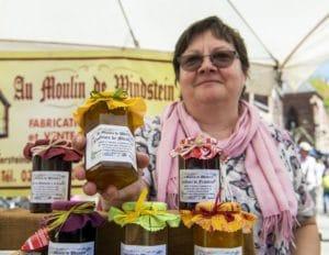 Deutsch-französischer Bauernmarkt