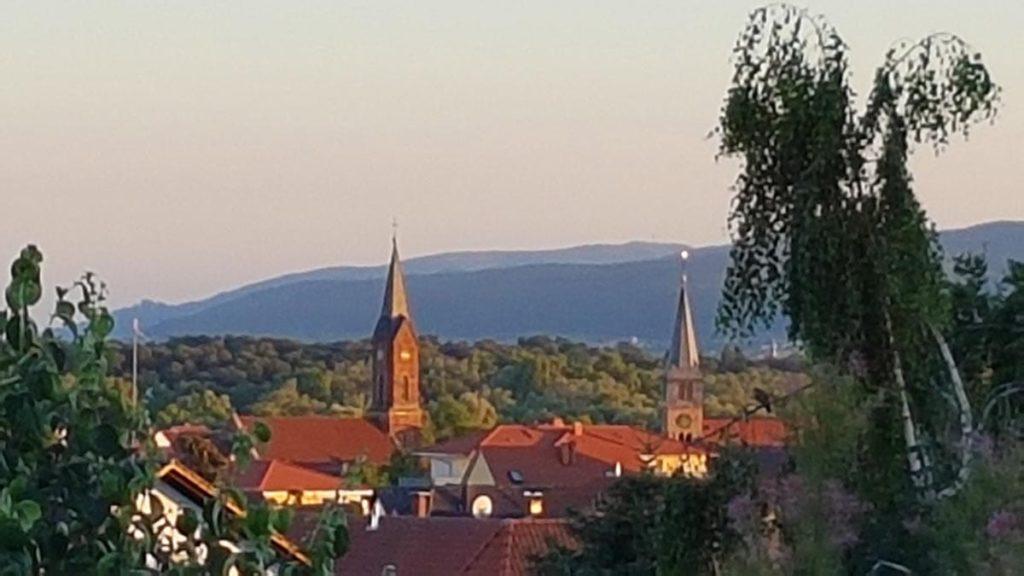 Weisenheim am Sand in der Pfalz