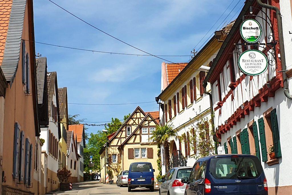 Ungstein - Bad Dürkheim in der Pfalz