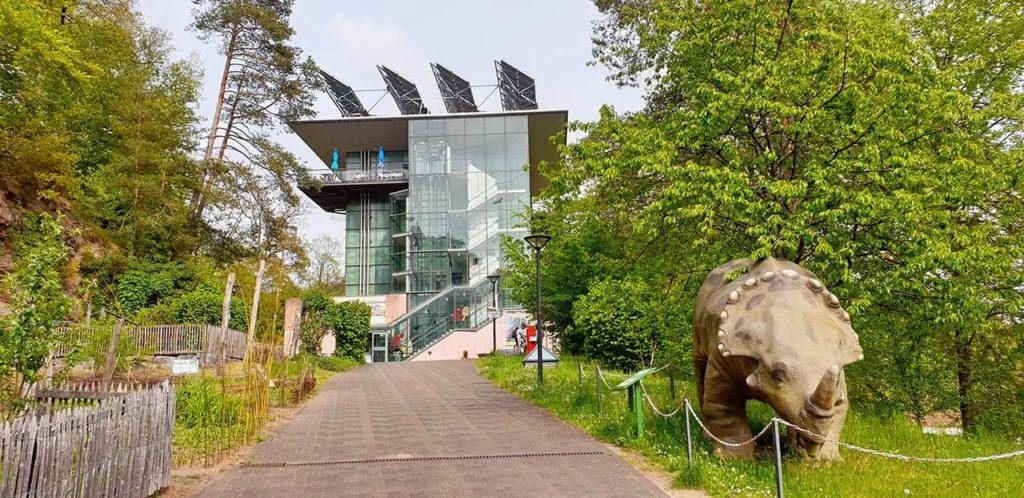 Biosphärenhaus Pfälzerwald / Nordvogesen