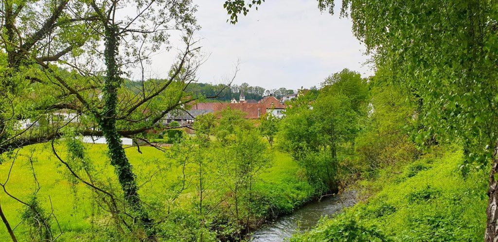 Bundenthal in der Pfalz