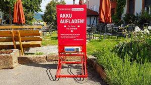 E-Bike-Ladestationen in der Pfalz