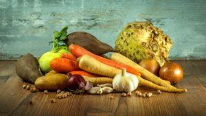 Regionales Obst und Gemüse aus der Pfalz