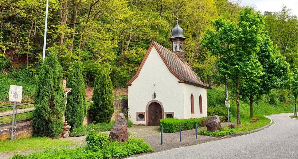 Kapelle St. Wendelin in Bundenthal in der Pfalz