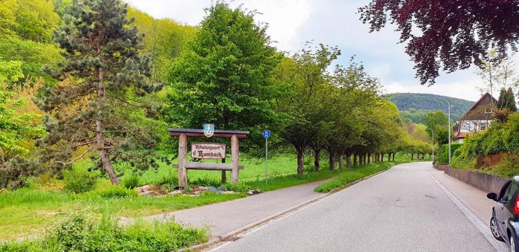 Rumbach in der Pfalz
