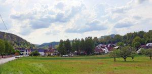 Vorderweidenthal in der Pfalz