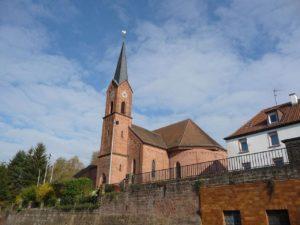 Hochspeyer in der Pfalz