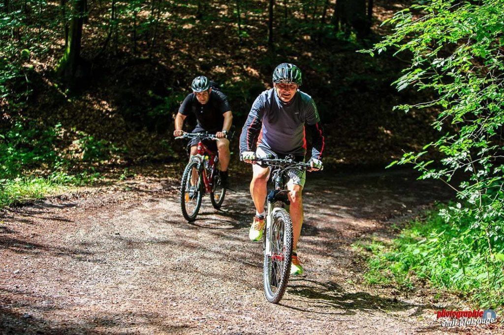 Mountainbiken in der Nordpfalz / Donnersbergregion