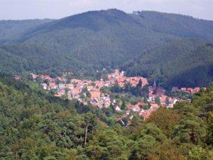 Erfweiler in der Pfalz