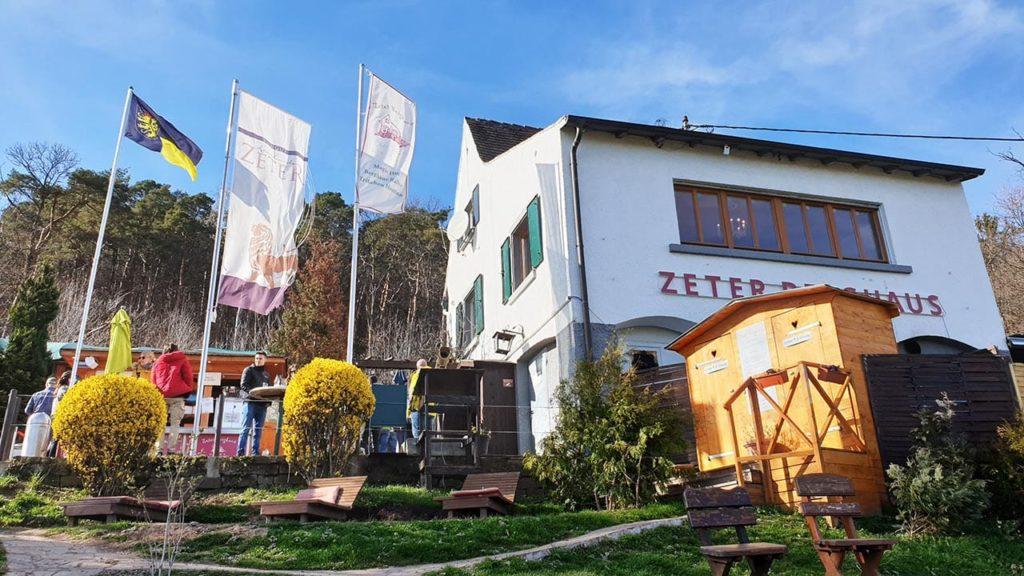 Ausflugslokal, Eventlocation Zeter Berghaus in Diedesfeld