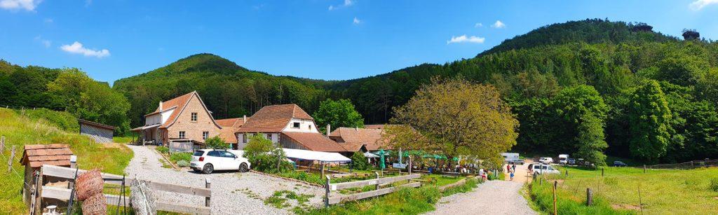 Bio-Gasthof Bärenbrunnerhof