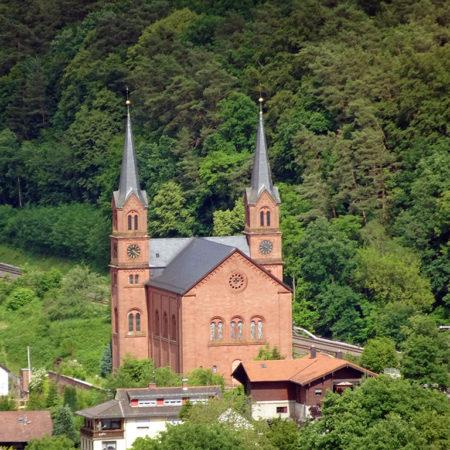 Evangelische Pfarrkirche in Wilgartswiesen