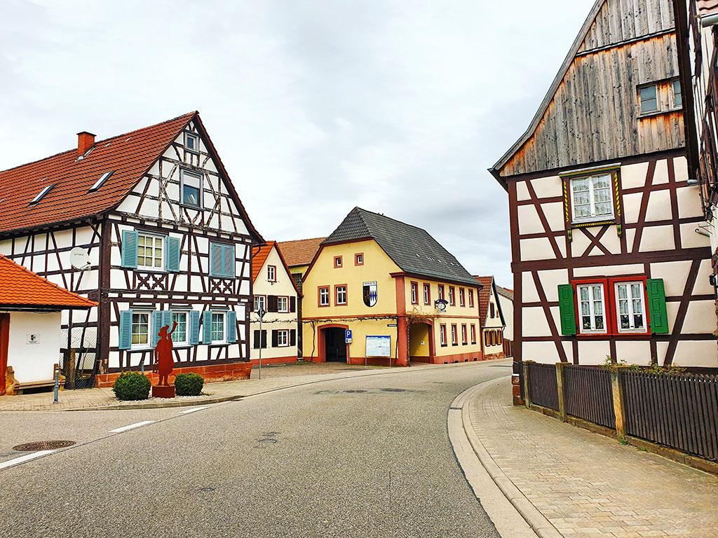 Winden in der Pfalz